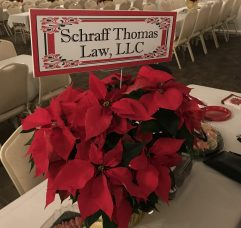 Schraff Thomas Law LLC Strongsville Chamber of Commerce Scholarship Dance